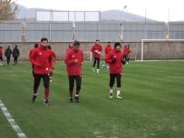 TATOS - Elazığspor'da Boluspor Hazırlıkları Başladı