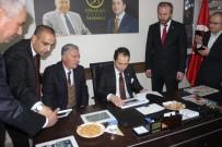 SIYONIZM - Erbakan Vakfı'nın Tavşanlı Temsilciliği Açıldı