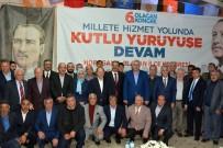 ADALET VE KALKıNMA PARTISI - Erzurum AK Parti'de 4 İlçenin 6. Olağan Kongresi Yapıldı