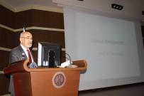 TÜRK DIL KURUMU - Erzurum'da 'Dilimiz Kimliğimizdir' Konferansı