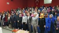 SEMA RAMAZANOĞLU - Eski Bakan Ramazanoğlu, KYK Öğrencileri İle Bir Araya Geldi