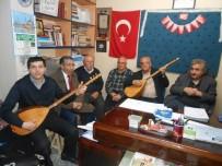 GÖZYAŞı - Eskişehirli Şair Ve Ozanlar 'Çocuk Hakları Günü'nü Şiir Ve Türkülerle Kutladılar