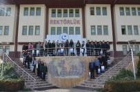 MUSTAFA TALHA GÖNÜLLÜ - Fatih Anadolu Lisesi Öğrencileri Adıyaman Üniversitesini Gezdi