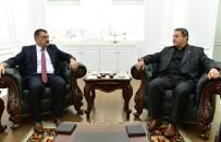 SİVİL TOPLUM - Fendoğlu'ndan Başkan Gürkan'a Ziyaret