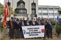 KıBRıS - Gazi Oldukları Kıbrıs'a 44 Yıl Sonra Uğurlandılar