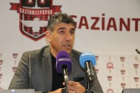 SAIT KARAFıRTıNALAR - Gaziantepspor-Boluspor Maçının Ardından