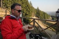ÇORUH - Giresun'da Çam Sakızlı Sütlaç Yapıldı