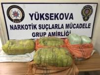 TAHKİKAT - Hakkari'de 30 Kilo Esrar Ele Geçirildi