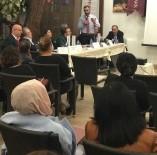 MURAT ERDOĞAN - Hekimler Mesleki Toplantıda Buluştu