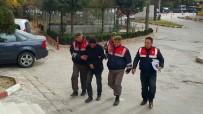 ALTUNTAŞ - Hırsızlık İçin Girdiği Evin Sahibinin 50 Lirasını Gasp Eden Şahıs Tutuklandı