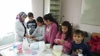 HALK EĞITIMI MERKEZI - Hisarcık'ta Öğrencilere Kokulu Taş Kursu