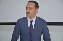 RAYLI SİSTEM - İl Özel İdaresi Genel Sekreter Yardımcısı Ahmet Çelebi Yeni Görevine Başladı