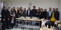 ADNAN MENDERES ÜNIVERSITESI - İpekyolu Belediyesinden 'Kozmetik Üretim Ve Çevre Bilinci' Eğitimi