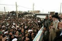 HAMANEY - İran Dini Lideri Hamaney'den Depremzedelere Ziyaret