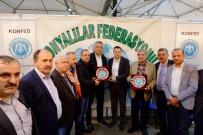 İSMET İNÖNÜ - İzmir'de Konya İl Tanıtım Günleri