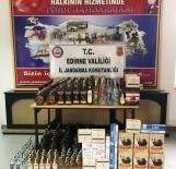 SAMSUNG - Jandarmadan 438 Bin TL'lik Kaçak Eşya Operasyonu