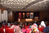 BAŞPıNAR - Kadınlara '15 Temmuz Ve Şehadet Ruhu' Konferansı