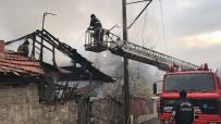 GÖZYAŞı - Karabük'te Ev Yangını