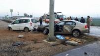 KUBAT - Kavşakta Feci Kaza Açıklaması 3 Yaralı
