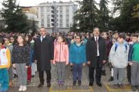 ÖĞRETMENLER - Kaymakam Güler Ve Başkan Köşker'den Okul Ziyareti