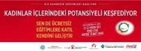 YETKINLIK - 'Kız Kardeşim' Projesi 2017 Yılı Eğitimleri İle Yeniden Kayseri'de