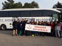 Kocagürlü Öğrenciler Anıtkabir'i Ziyaret Etti