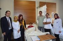 YÜKSEK TANSİYON - 'Küp Metal' Yöntemiyle Stent Takılan Hastalar Sağlığına Kavuştu