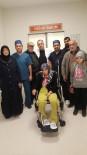 YOĞUN BAKIM ÜNİTESİ - Maganda Kurşunu İle Başından Yaralanan Kadın Sağlığına Kavuştu