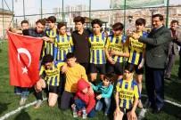 TAHA AKGÜL - Mahalleler Arası Futbol Turnuvası Final Maçıyla Sona Erdi