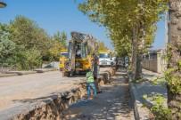 YAKıNCA - MASKİ Yakınca-Bostanbaşı Mahallesindeki İçme Suyu Çalışmalarında Sona Yaklaştı