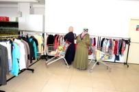 TAHKİKAT - Meram Kadın Meclisi'nden Giysi Bağış Kampanyası