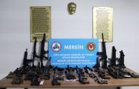 CHRYSLER - Merin Limanında 47 Adet Silah Ele Geçirildi