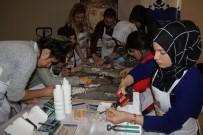 DEVRİM ERBİL - Mozaik Çalıştayı Atölye Çalışmasıyla Devam Etti