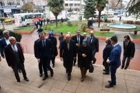 MEHMET MÜEZZİNOĞLU - Müezzinoğlu'ndan Taban'a Ziyaret