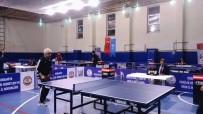 ÖĞRETMENLER GÜNÜ - Osmaniye'de Masa Tenisi Turnuvası