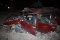 SARıKÖY - Otomobil Takla Attı Açıklaması 1 Yaralı