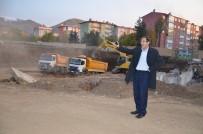 TRAFİK TESCİL - Palandöken Belediyesi Nikâh Sarayının Temellini Sağlam Attı