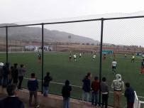 KULÜP BAŞKANI - Pasur Belediyespor, Diyarbakır Futbol Kulüb Spor'u Gol Yağmuruna Tuttu