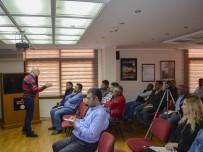 YEREL YÖNETİM - Prof. Dr. Çetin Açıklaması 'Planlı Sulama Erozyonu Önler'