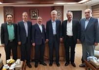 GENEL KURUL - Rektör Karabulut Tebriz Üniversitesini Ziyaret Etti
