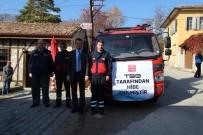 FATIH ÜRKMEZER - Safranbolu'nun Dar Sokakları İçin Mini İtfaiye Aracı Hizmete Alındı