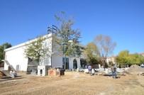 BELDE BELEDİYESİ - Saray'daki Modern Düğün Salonu Tamamlandı