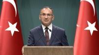 BEKİR BOZDAĞ - 'Sarraf Davası Türkiye'ye Karşı Bir Kumpas Davasıdır'