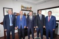HIZMET İŞ SENDIKASı - Saruhanlı Belediyesinde Toplu İş Sözleşmesi Görüşmeleri