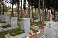 ŞEHIT - Şehit Mezarları Yenileniyor