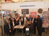 ATİLLA KAYA - Seydişehir Belediyesi İzmir'de Stant Açtı