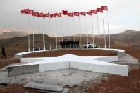 ENDER FARUK UZUNOĞLU - Suşehri'nde Şehitler Tepesi Oluşturuldu