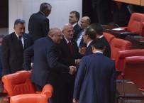 MECLİS BAŞKANLIĞI - İsmail Kahraman yeniden TBMM Başkanı oldu