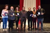 KEMAL KURUÇAY - Tiyatronun Usta İsimleri Bilecik'te Sahne Aldı
