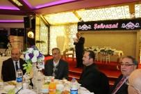 KAHVEHANE - Tokat'ta 'Ahde Vefa Emektarlar' Yemeğinde Buluştular